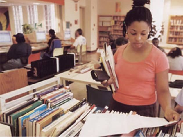 Brooklyn Public Library, Jamaica Bay Branch