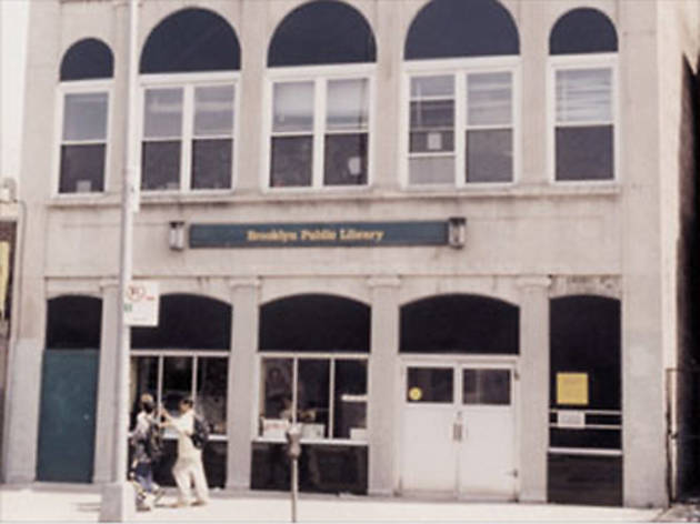 Brooklyn Public Library, Kensington Branch