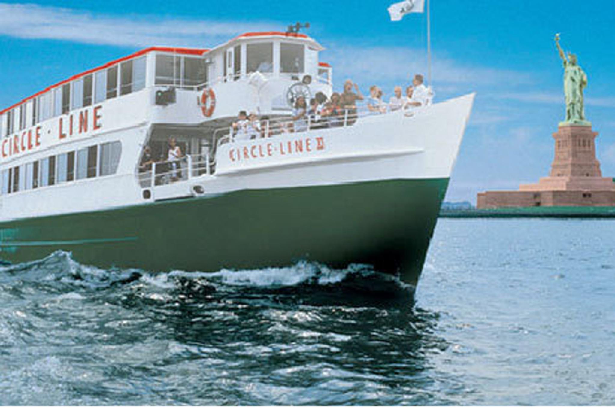 Circle Line Landmarks Cruise
