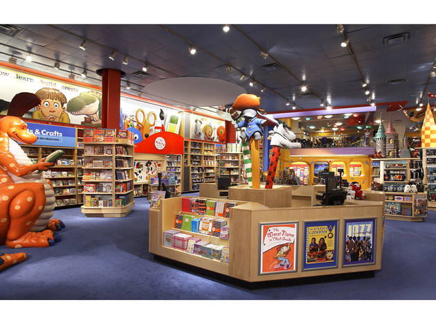 (Photograph: courtesy of Scholastic Store)