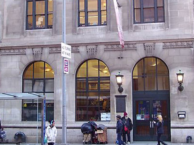 New York Public Library, Muhlenberg Branch