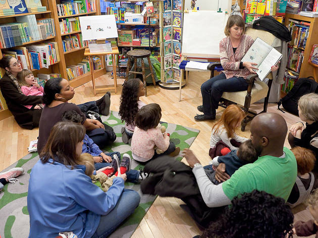 Best book stores in NYC for kids