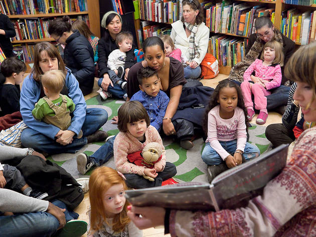 Greenlight Baby Storytime 2014