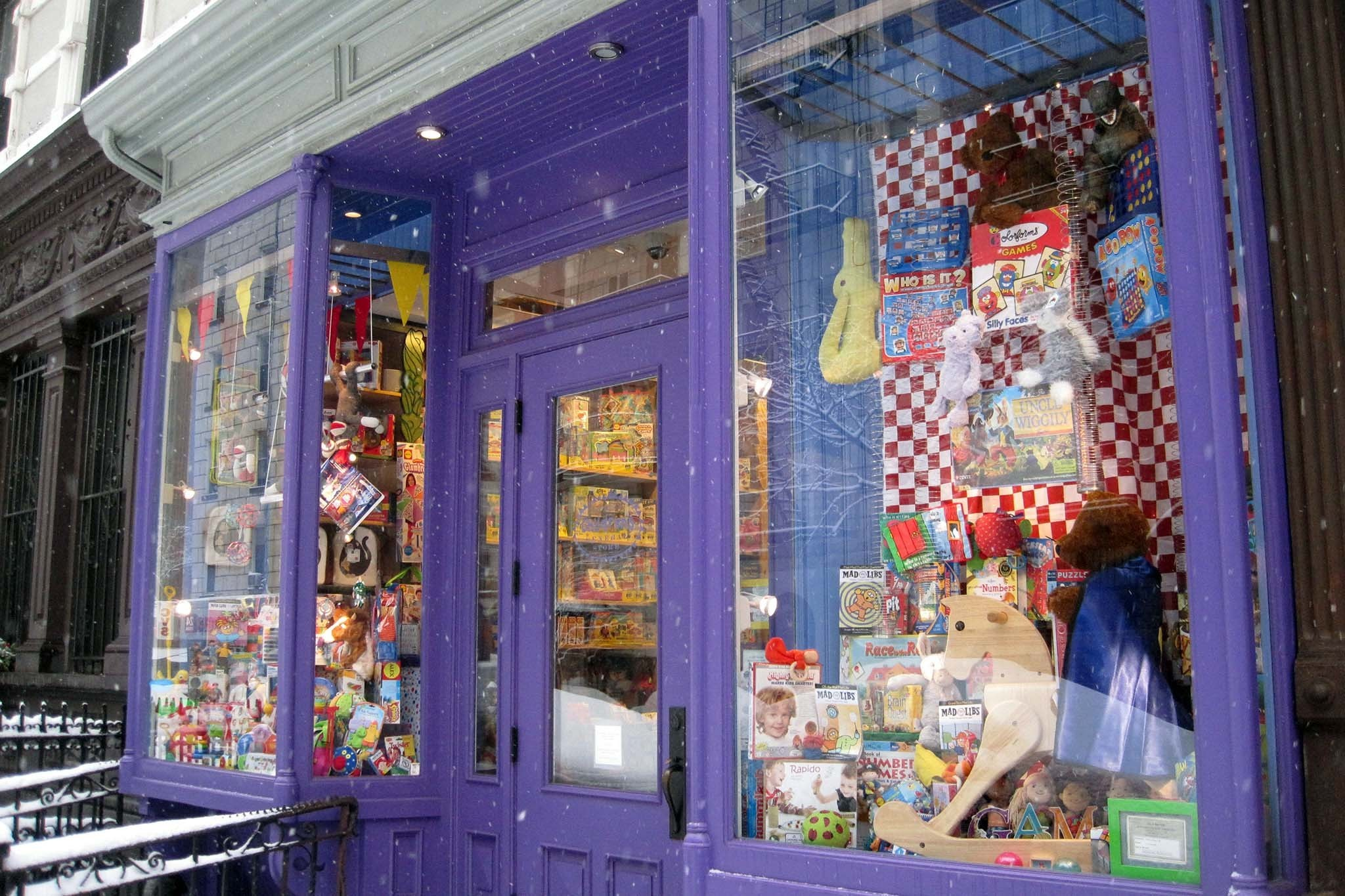 Best toy stores in NYC for kids tweens and teens