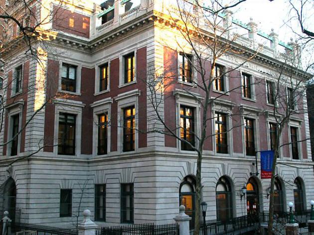 New York Public Library, Seward Park Branch