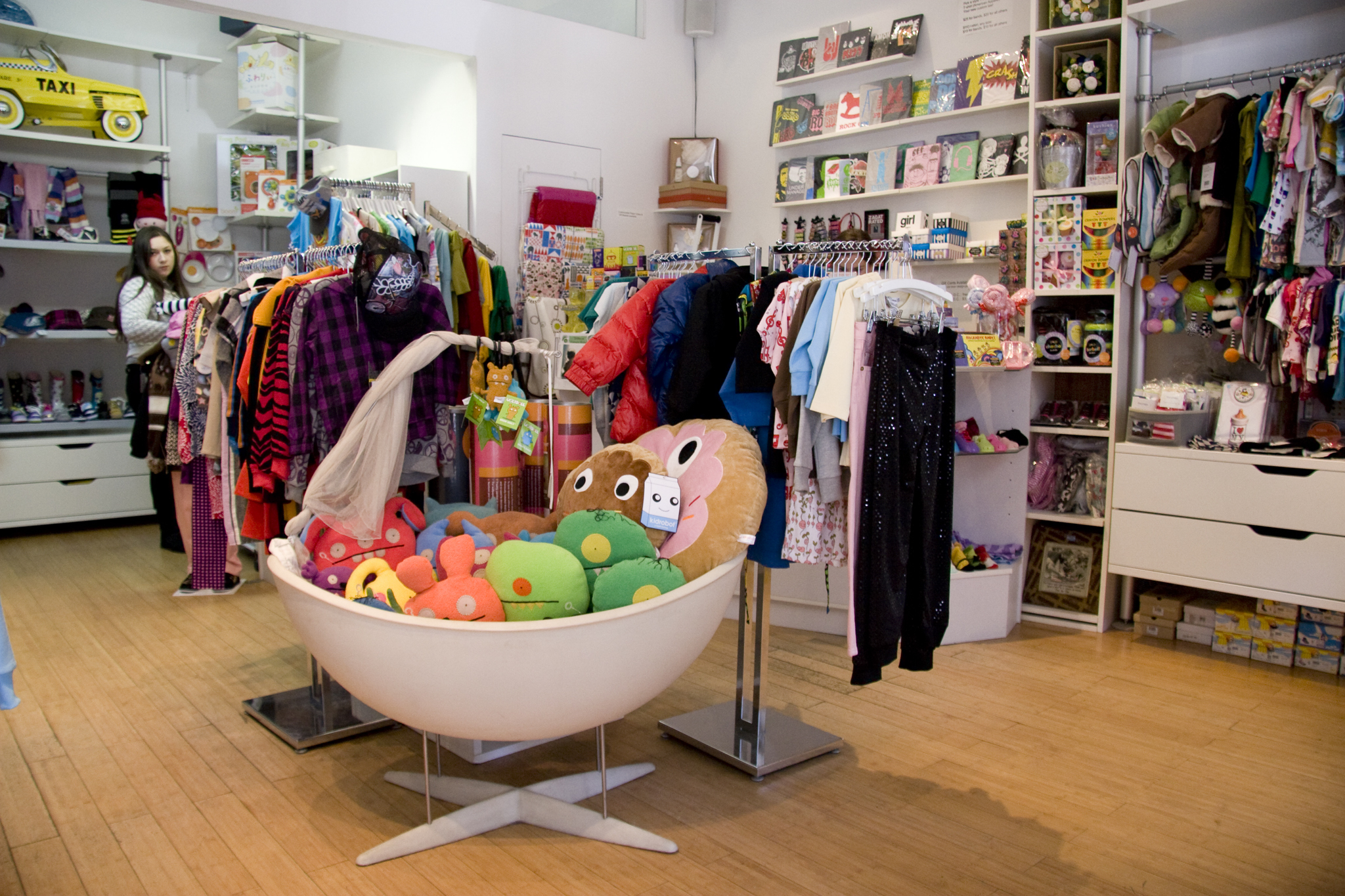 Best kids clothing stores in NYC