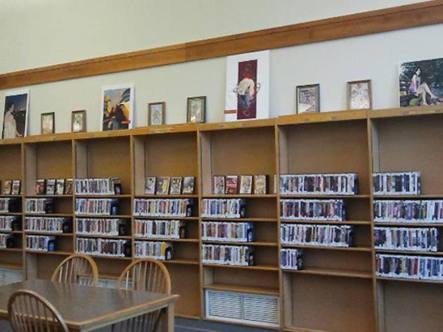 New York Public Library, Tompkins Square Branch