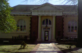 New York Public Library, Tottenville Branch