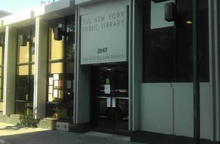 New York Public Library, Van Nest Branch