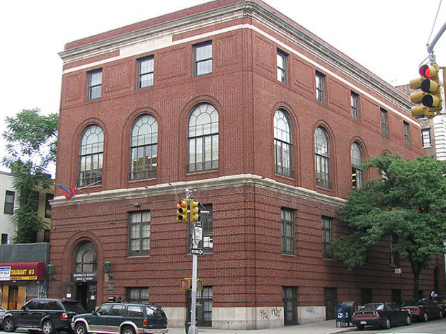New York Public Library, Washington Heights Branch
