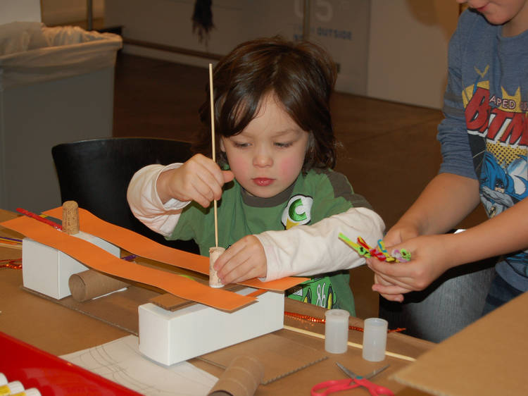 Center for Architecture Camp