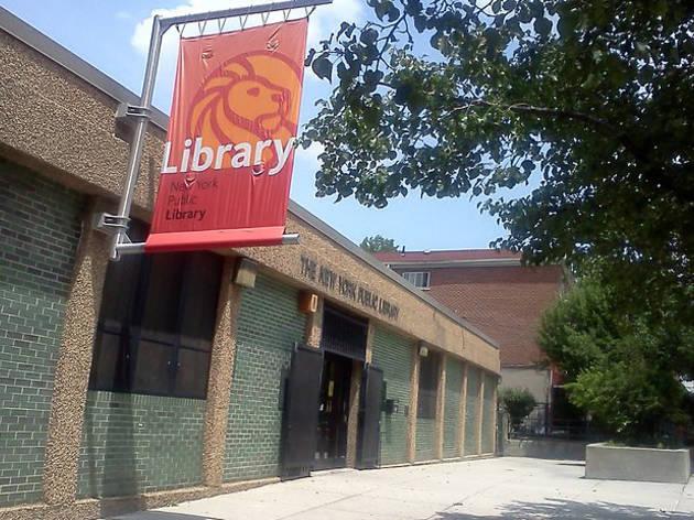 New York Public Library, Edenwald Branch