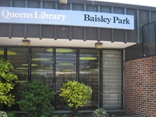 Queens Library, Baisley Park Branch