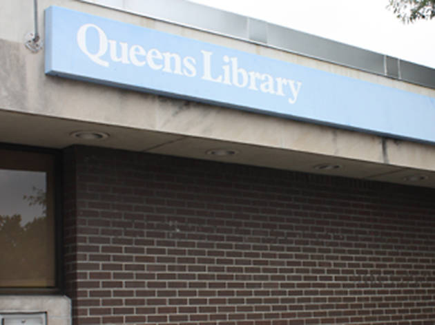 Queens Library, Hillcrest Branch