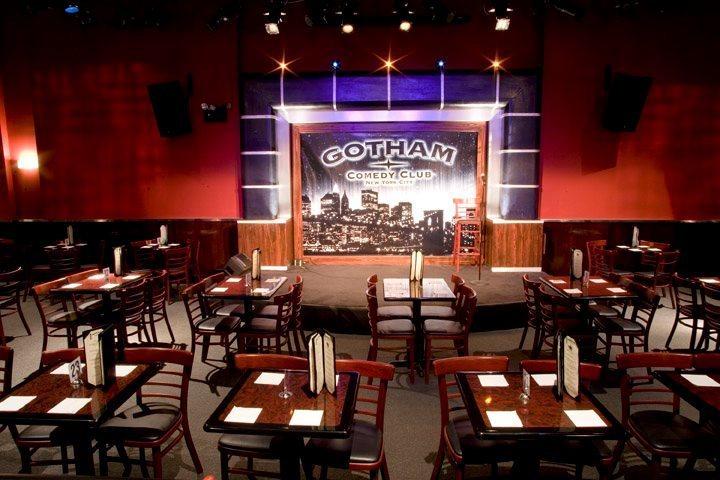 Gotham Comedy Club | Comedy in Chelsea, New York
