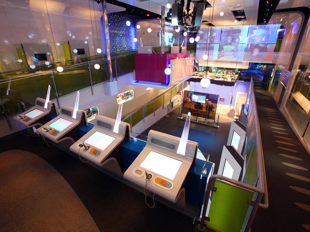 Sony Wonder Technology Lab: Nanodays