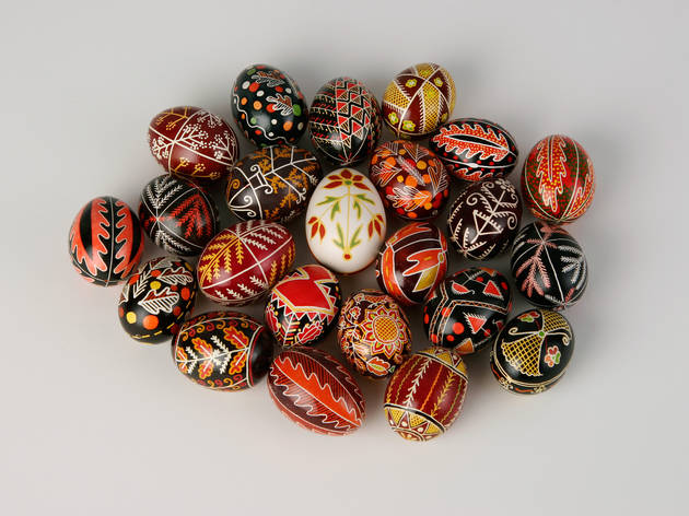 Ukrainian Christmas Tree Ornament Workshop