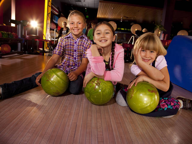 The best kids' bowling alleys in NYC