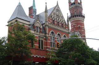 New York Public Library, Jefferson Market Library