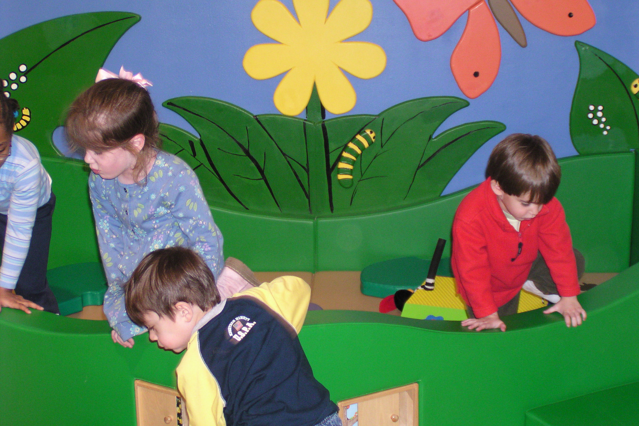 Staten Island Children's Museum Birthday Parties