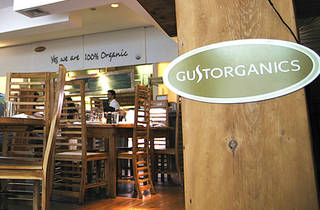 Gusto Grilled Organics