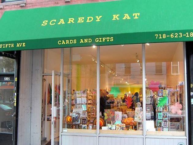 Scaredy Kat (CLOSED)