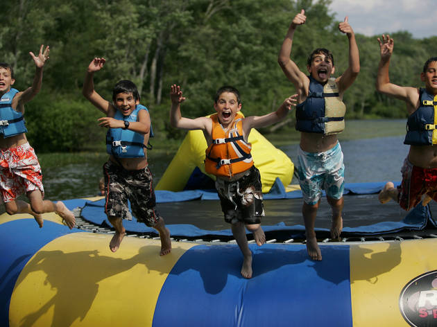 Deaf Campers Who Performed Happy in Sign Language Get