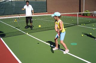 (Photograph: Courtesy Bumble Bee Tennis)