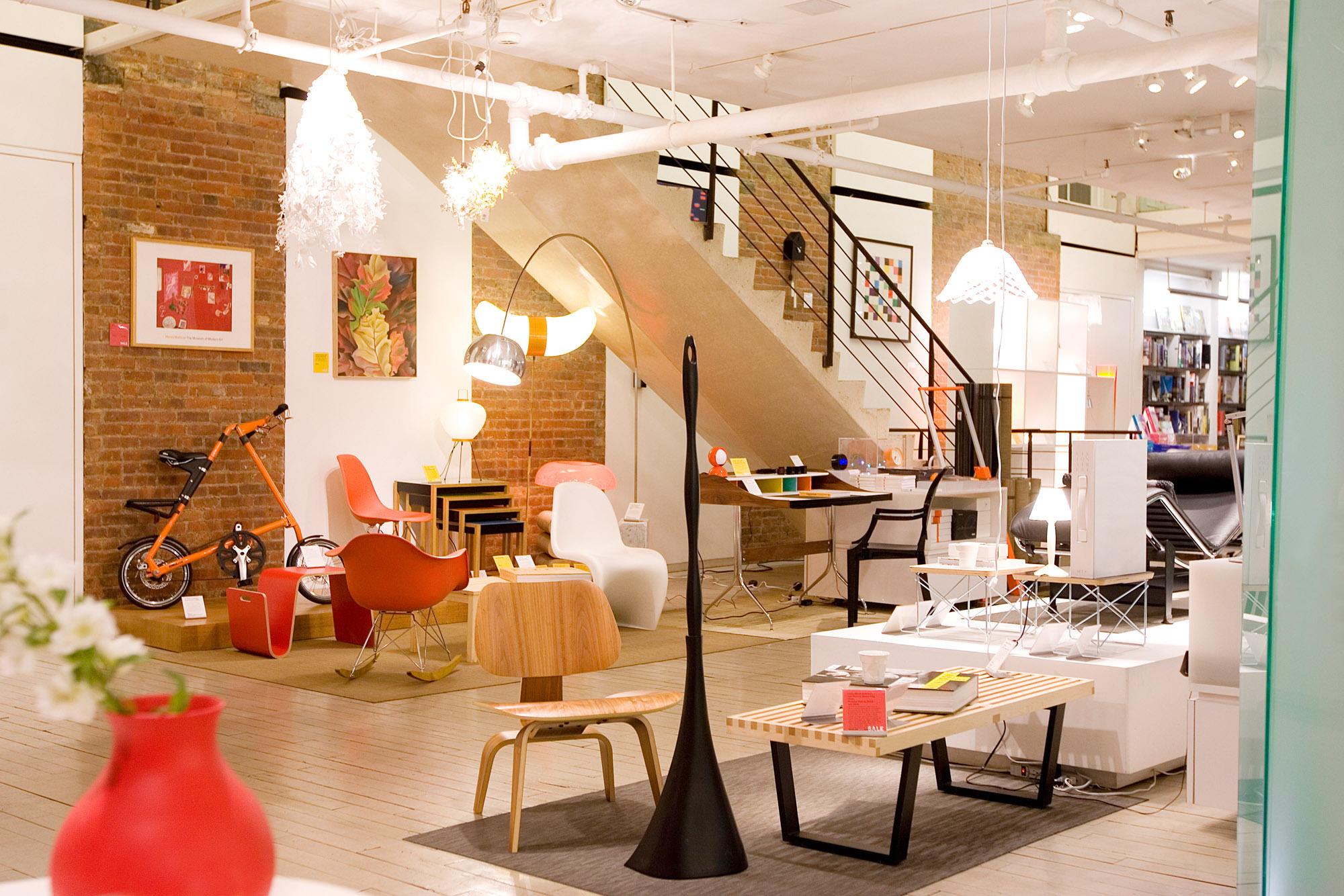 Moma design store shopping in soho new york for Best retail store design