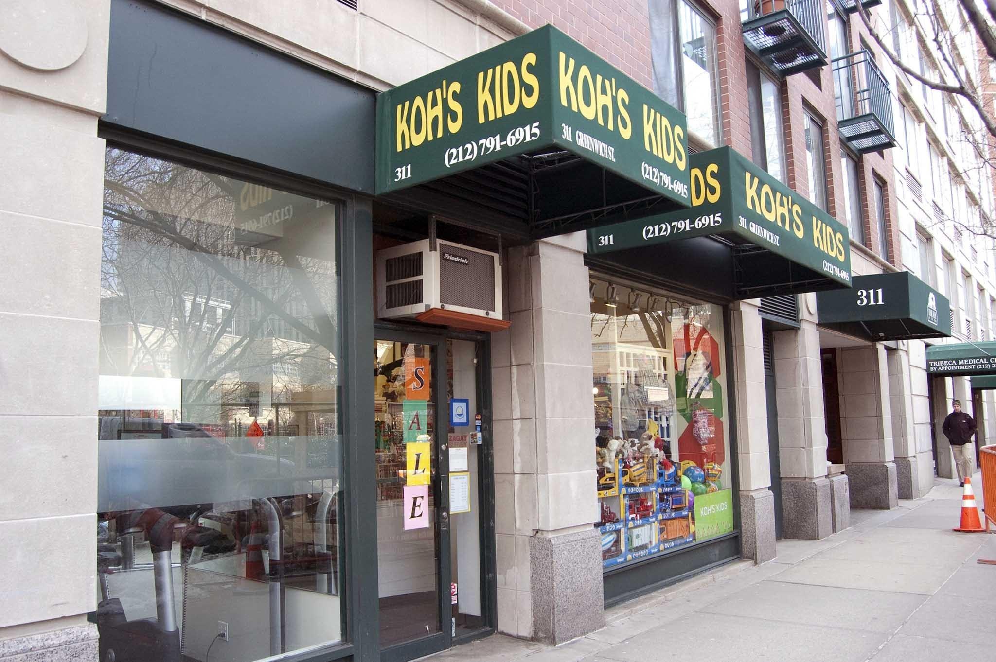 Koh's Kids