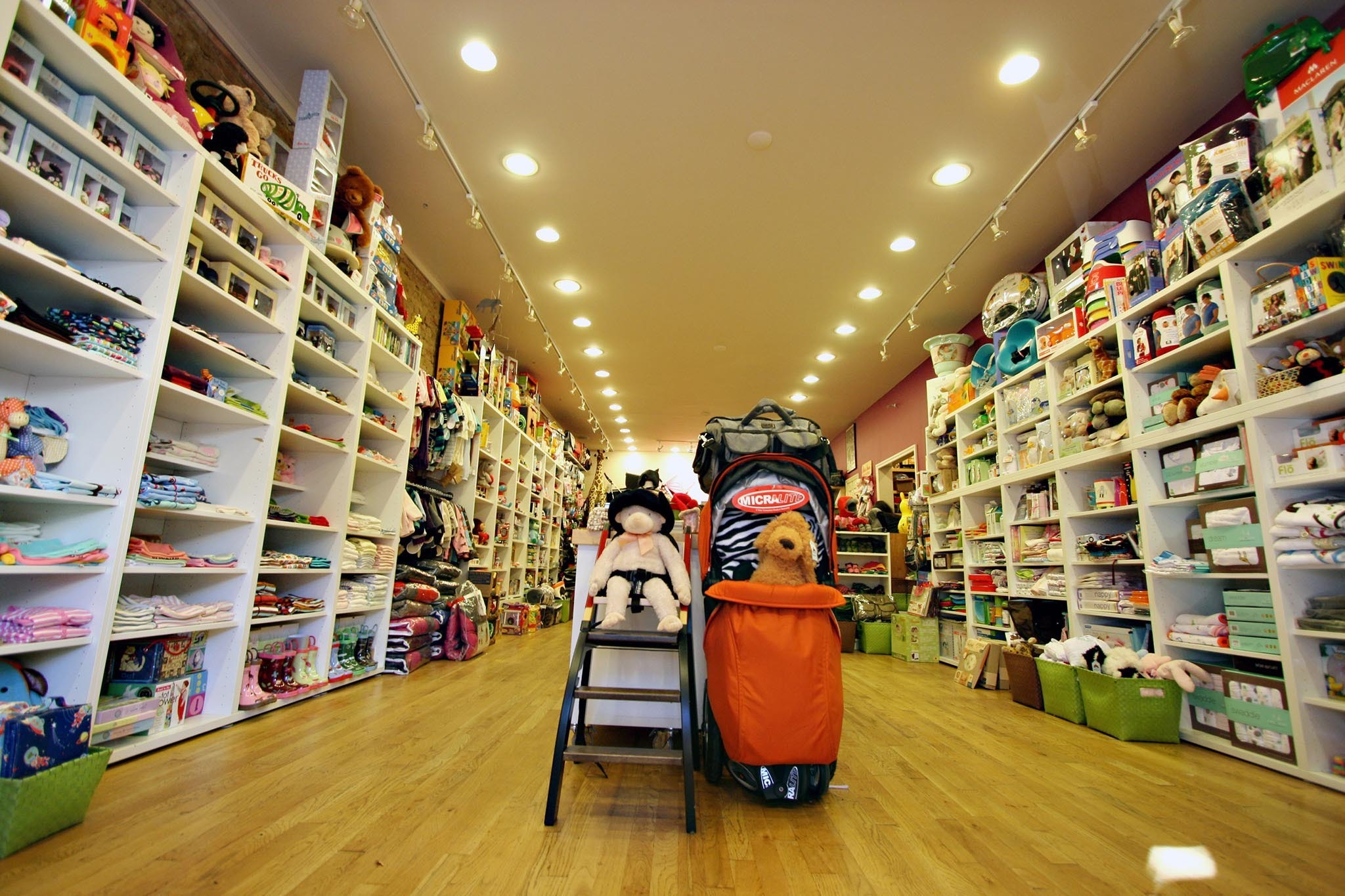 The largest baby store & nursery showroom in the Lehigh Valley is at Hamilton Boulevard, Allentown, Pennsylvania.