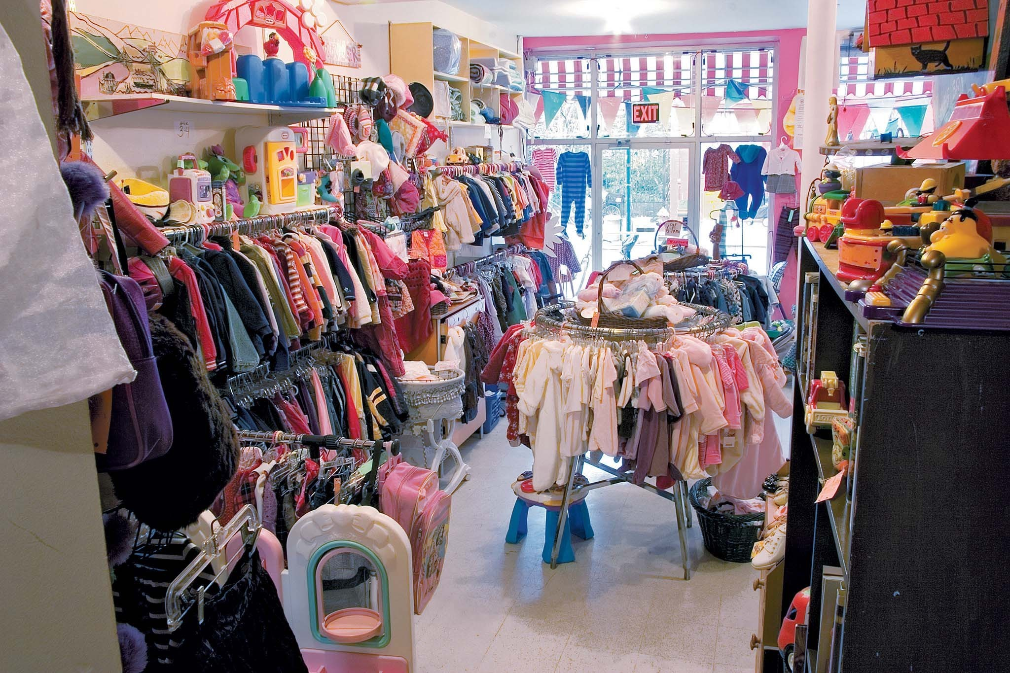 Baby furniture consignment shops near me
