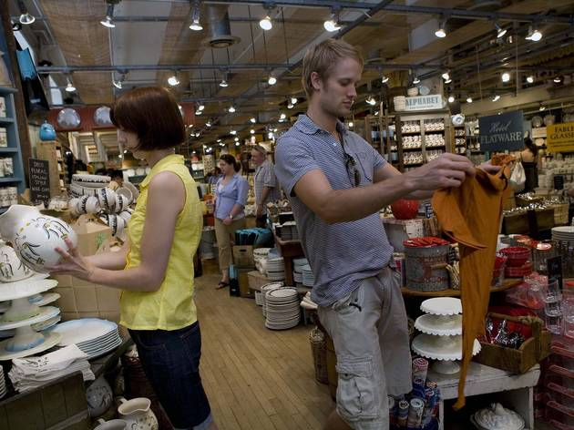 Fishs eddy shopping in flatiron new york for Fishs eddy ny