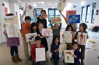 HiArt Holiday Art Camp