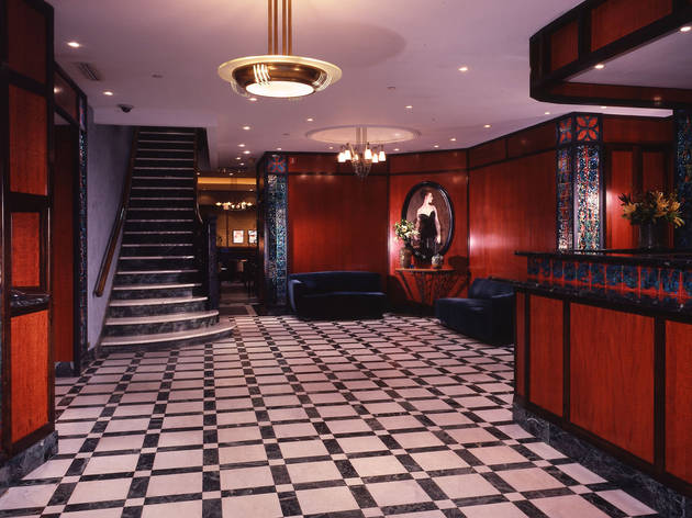 (Photograph: Courtesy Washington Square Hotel)