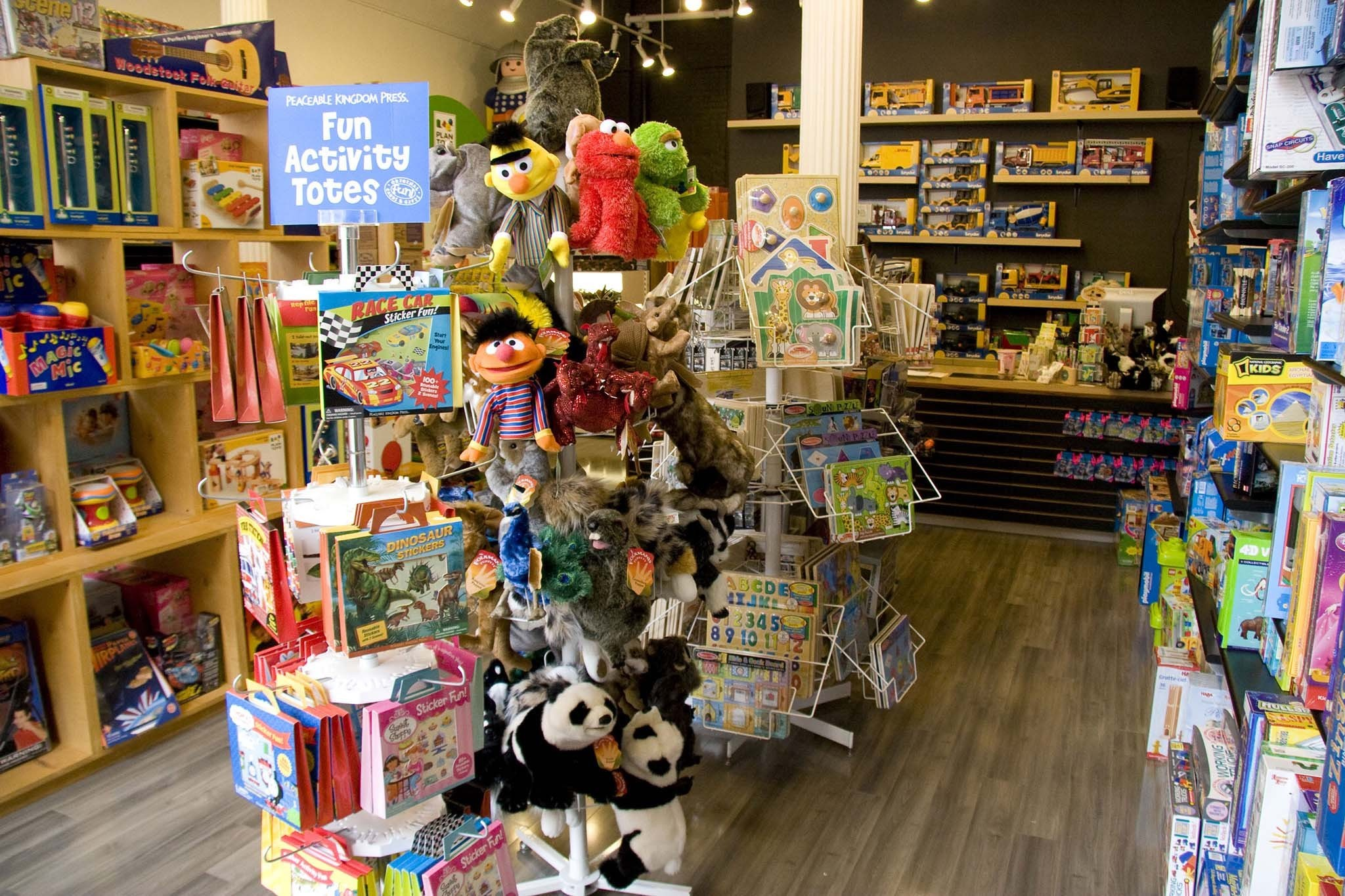 29 Best Toy Stores In Nyc For Kids Of All Ages