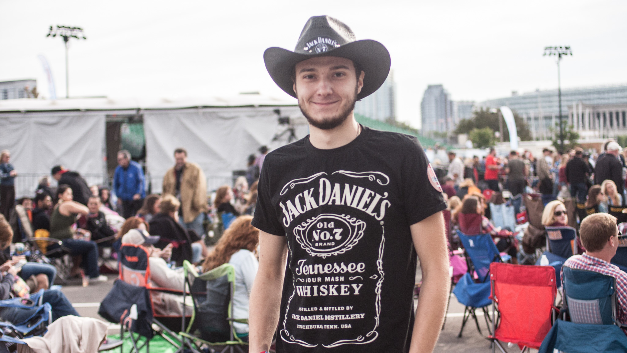 Chicago street style: LakeShake Country Music Festival
