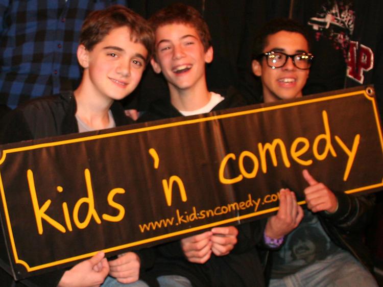Kids 'N Comedy