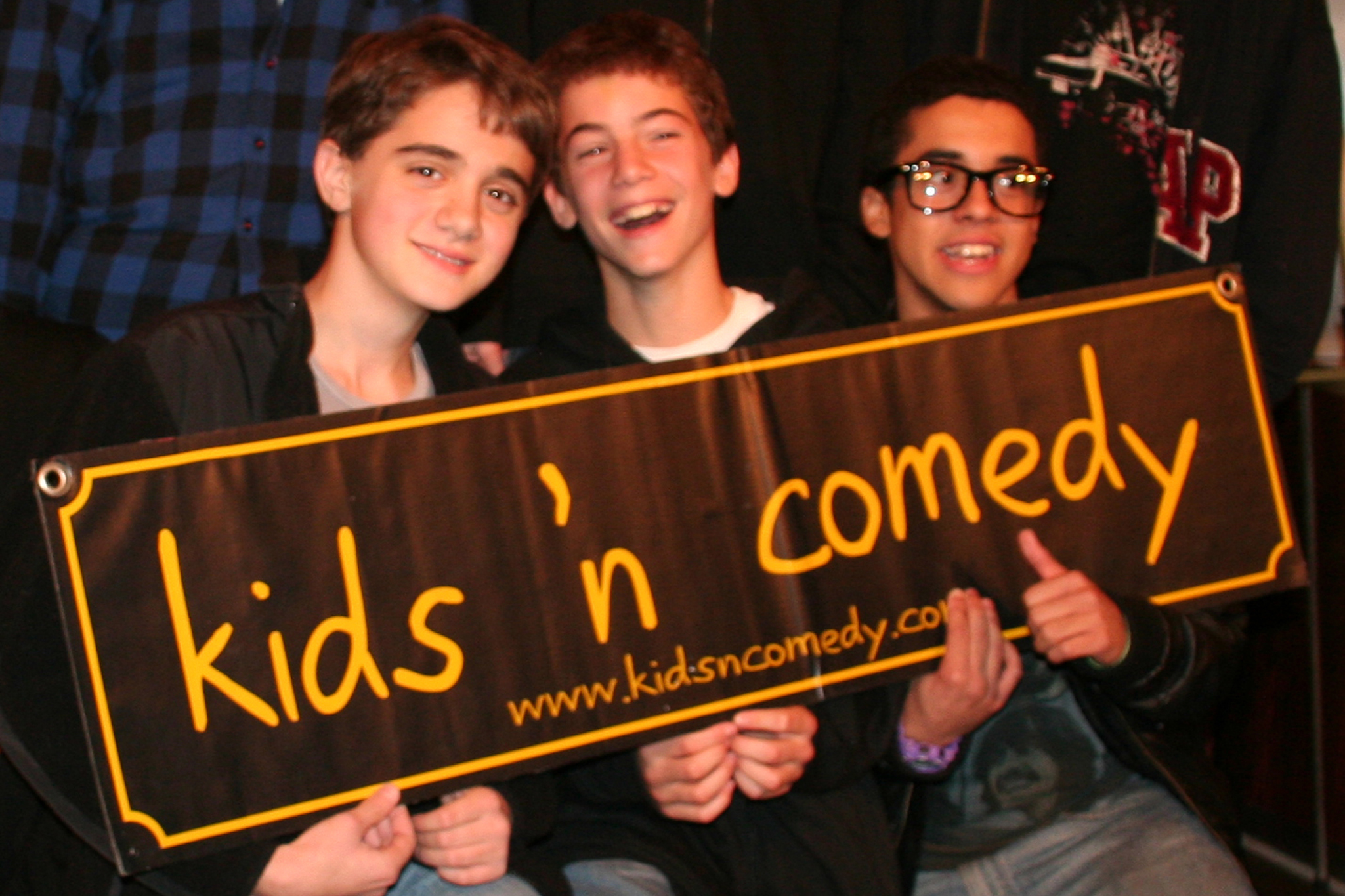 Kids 'N Comedy: Thanks, I Guess?