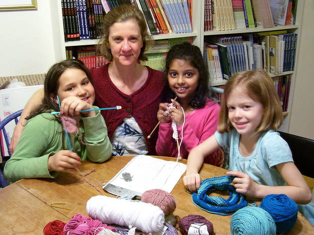Knitty City Classes