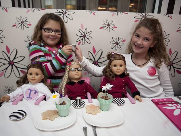 American Girl Café