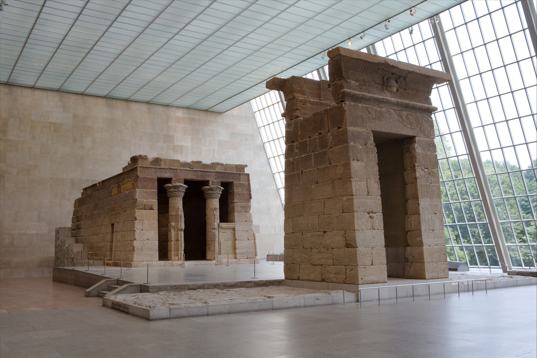 The Metropolitan Museum of Art, Temple of Dendur