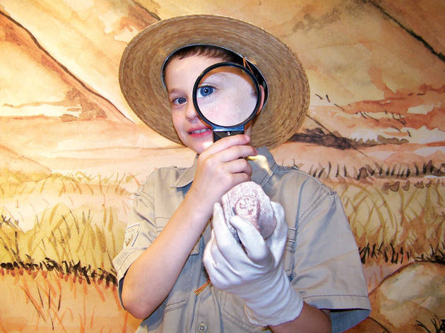 """Archaeology Zone: Discovering Treasures from Playgrounds to Palaces"""
