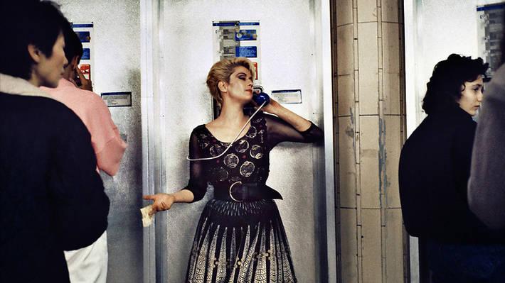 52 old-timey photos of Underground life