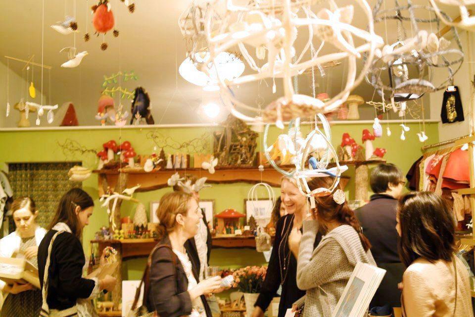 Acorn Toy Shop