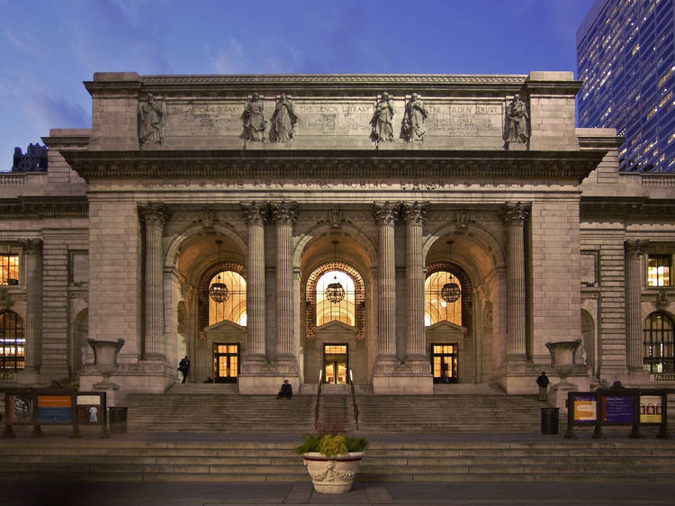 New York Public Library, Brooklyn Public Library and Queens Library