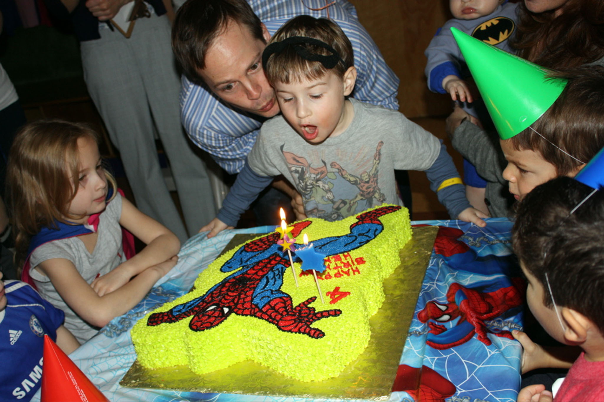 New York Kids Club Birthday Parties, UWS