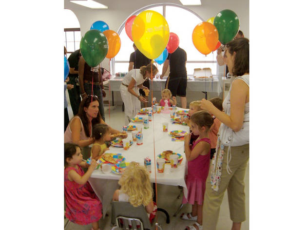 74th St Magic Birthday Parties