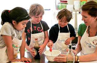 New Year's Eve Camp at Taste Buds Kitchen