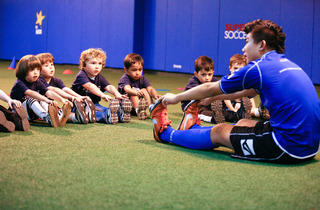 Super Soccer Stars Birthday Parties